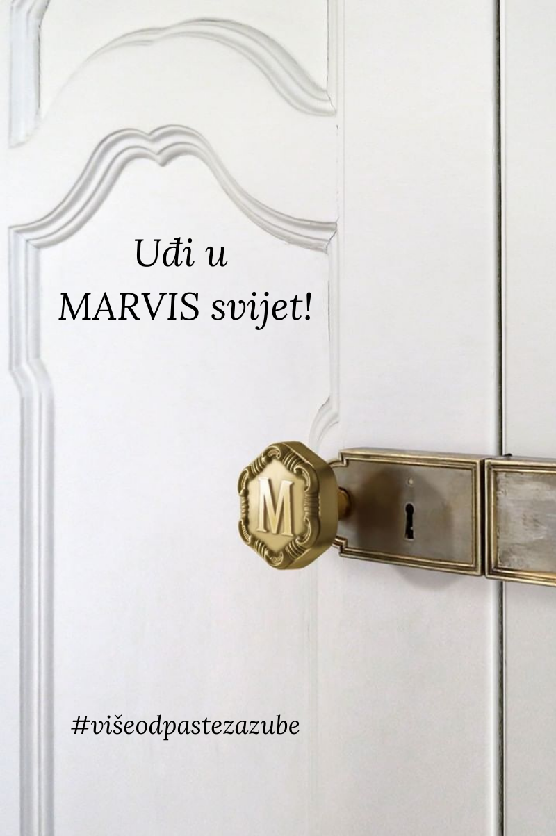 Marvis banner